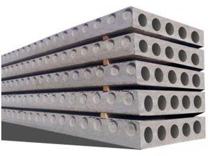 Вид бетона для пустотных плит запас по бетону