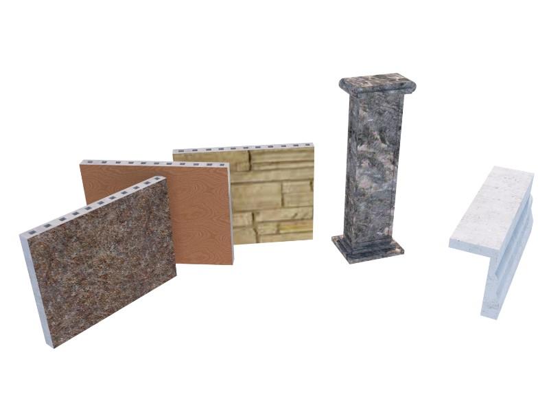 2 фибробетон блок комнаты из бетона купить